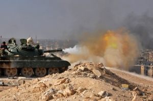 სირიის არმიამ ექსტრემისტების ბოლო გამაგრებული ქალაქი აბუ ქამალი დაიკავა