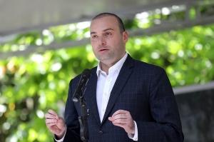"""საქართველოში მედია პლურალიზმი არის და მომავალშიც იქნება – ბახტაძე """"რუსთავი 2""""-ზე"""