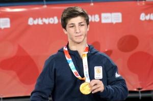 17 წლის გიორგი ჩხიკვაძე ახალგაზრდული ოლიმპიური თამაშების ჩემპიონი გახდა