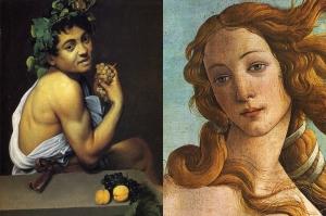 """თბილისში ბოტიჩელის """"ვენერა"""" და კარავაჯოს ნამუშევრების რეპროდუქციები გამოიფინება"""