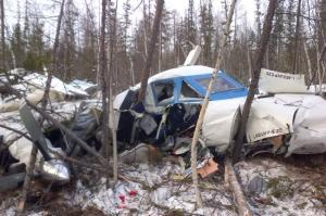 რუსეთში ავიაკატასტროფას, რომელსაც ექვსი ადამიანი ემსხვერპლა, 4 წლის გოგონა გადაურჩა