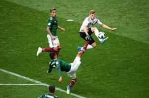მსოფლიოს ჩემპიონი გერმანია მექსიკასთან სენსაციურად დამარცხდა