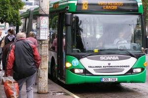 ესტონეთში საზოგადოებრივი ტრანსპორტით მგზავრობა უფასო იქნება