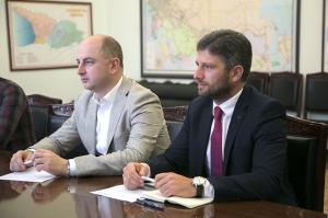 """საქართველოში შვეიცარიული კომპანია """"შტადლერის"""" რეგიონული ქარხანა აშენდება"""