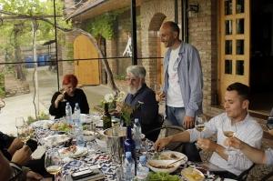 ამერიკელი პროფესიონალები ქართულ ღვინის  ბაზარს ეცნობიან