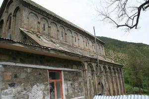 პარხალის მონასტრის სარეაბილიტაციო სამუშაოებში ქართული მხარე ჩაერთვება