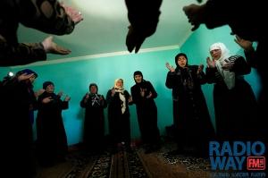 მუსლიმები რამადან ბაირამის დღესასწაულს აღნიშნავენ