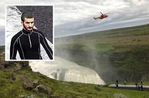 ისლანდიაში სავარაუდოდ ჩანჩქერში ჩავარდნილ ნიკა ბეგაძეს უშედეგოდ ეძებენ