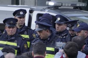 შსს ჭიათურაში პოლიციის შენობასთან მიმდინარე აქციაზე განცხადებას ავრცელებს