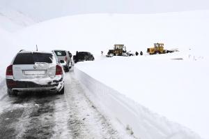 საირმე–აბასთუმანის გზაზე ტრანსპორტის მოძრაობა აკრძალულია