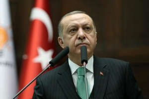 თურქეთმა ქალაქ აფრინზე კონტროლი დაამყარა – ერდოღანი