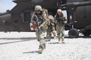 ავღანეთში თავდასხმის შედეგად 5 ქართველი სამხედრო მოსამსახურე დაშავდა