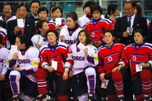 ჩრდილოეთ კორეა და სამხრეთ კორეა ოლიმპიადაზე ჰოკეიში ერთი გუნდით იასპარეზებენ
