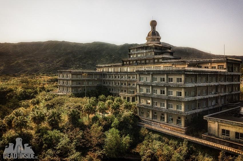 იაპონიის უდიდესი მიტოვებული სასტუმრო