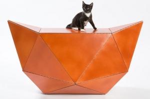 კრეატიული სახლები უპატრონო კატებისთვის
