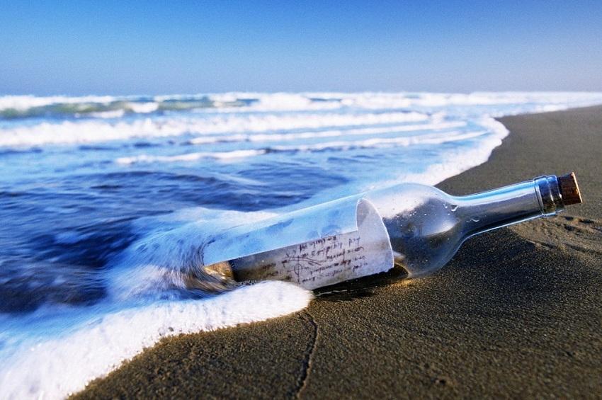 ავსტრალიის სანაპიროსთან ბოთლში ჩადებული უძველესი წერილი იპოვეს