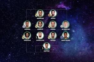 UEFA-ს 2017 წლის სიმბოლური ნაკრები დაასახელა
