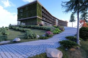 სიღნაღში 130-ნომრიანი სასტუმრო 2020 წელს გაიხსნება