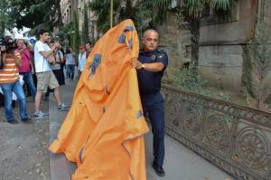 სახალხო დამცველი - პოლიციამ რკინიგზელებს შეკრების თავისუფლება უკანონოდ შეუზღუდა