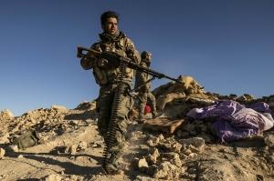 """პენტაგონმა და """"სირიის დემოკრატიულმა ძალებმა"""" ISIL-ზე გამარჯვება გამოაცხადეს"""