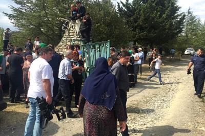 """ადგილობრივების პროტესტის შედეგად """"პანკისობა 2018"""" ჩაიშალა"""