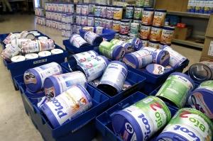 საქართველოში გაყიდულ ბავშვთა კვების პროდუქტებში შესაძლოა სალმონელა იყოს