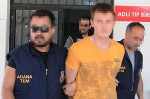 თურქეთში ტერორიზმის ბრალდებით რუსეთის მოქალაქე დააკავეს