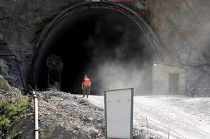 ხარაგაულში რკინიგზის მშენებლობაზე მუშა დაიღუპა