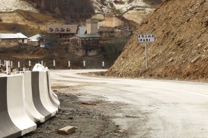 უშგული-მესტიის გზაზე 10 კმ-იანი გზის რეაბილიტაცია დასრულდა