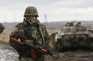 დონბასის რეგიონში ოთხი უკრაინელი ჯარისკაცი დაიღუპა