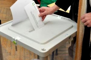ამომრჩეველმა საარჩევნო ყუთში პირადობის მოწმობაც ჩააგდო