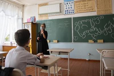 4 ოქტომბრიდან სწავლა საკლასო ოთახებსა და აუდიტორიებში გაგრძელდება