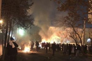თეირანში სუფიებისა და პოლიციელების დაპირისპირებას მსხვერპლი მოჰყვა
