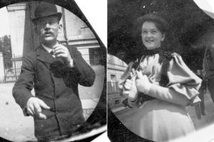 როგორ იღებდა 19 წლის სტუდენტი მე-19 საუკუნეში ფოტოებს ფარულად