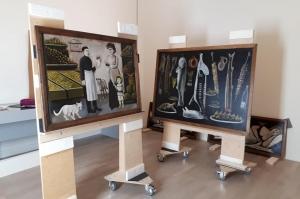ფიროსმანის ნამუშევრები დიუსელდორფის ხელოვნების მუზეუმში გამოიფინება