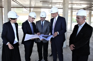 ბათუმის უნივერსიტეტის ახალი სასწავლო კორპუსის მშენებლობა დაიწყო