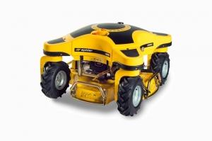 Spider Mower: რობოტი გაზონის საკრეჭი მანქანა