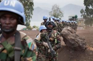 კონგოში თავდასხმისას გაეროს სამშვიდობო ძალების 14 წევრი დაიღუპა