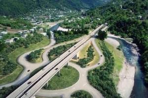 შორაპანი-არგვეთას 14.7 კმ-იანი გზის მშენებლობაზე ტენდერი გამოცხადდა