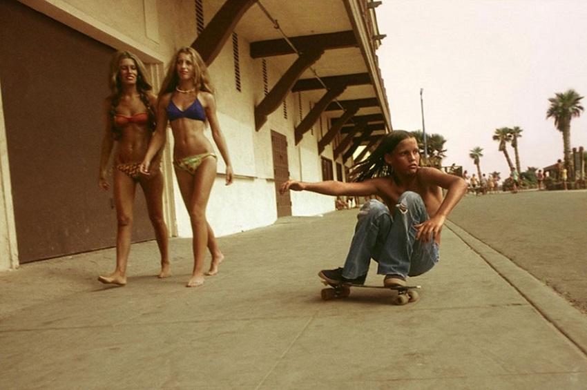 70-იანი წლების კალიფორნიის სკეიტბორდის კულტურა
