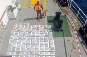 ვენესუელაში დააკავეს რუსები, რომლებსაც 150 კილოგრამი კოკაინი აღმოაჩნდათ