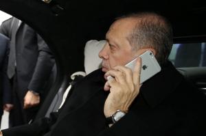 ერდოღანმა თურქებს მოუწოდა, iPhone-ზე და სხვა ამერიკულ პროდუქციაზე უარი თქვან