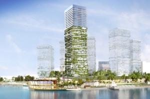 """ბათუმის ისტორიულ ნაწილში 5 ცათამბჯენი აშენდება - საკრებულომ """"რივიერას"""" გეგმა დაამტკიცა"""