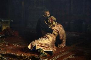 ტრეტიაკოვის გალერეაში ილია რეპინის ცნობილი ტილო დააზიანეს