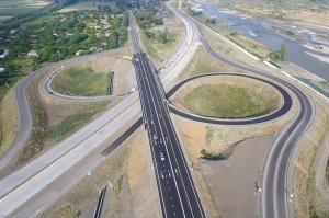 აგარა-ზემო ოსიაურის საავტომობილო გზის მშენებლობა დასრულდა