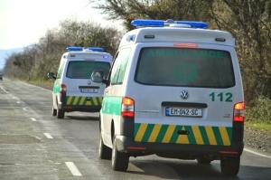 ავარიის შედეგად სოფელ ლეჩურთან ერთი ადამიანი დაიღუპა, ერთი კი დაშავდა