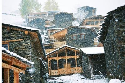 ზამთარში თუშეთის სოფლებს ინტერნეტი უფასოდ მიეწოდება