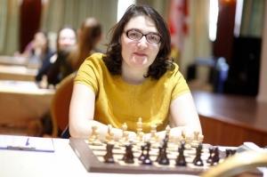 ნანა ძაგნიძე FIDE-ს მსოფლიო რეიტინგის ათეულშია