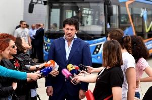 ჰაერის დაბინძურების გამო, თბილისში ყვითელი ავტობუსების ჩანაცვლება იგეგმება