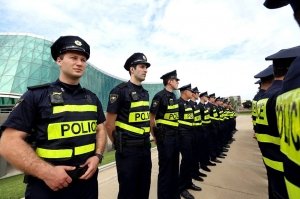 13 200 პოლიციელს ხელფასი 250 ლარით გაეზრდება